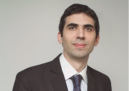 Gustavo Acevedo, External Audit Partner